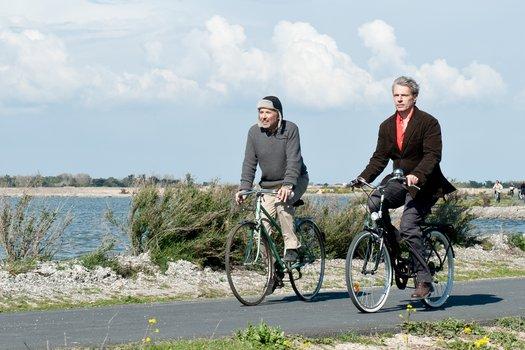 Moliere Auf Dem Fahrrad