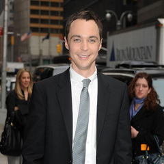 Jim Parsons in New York