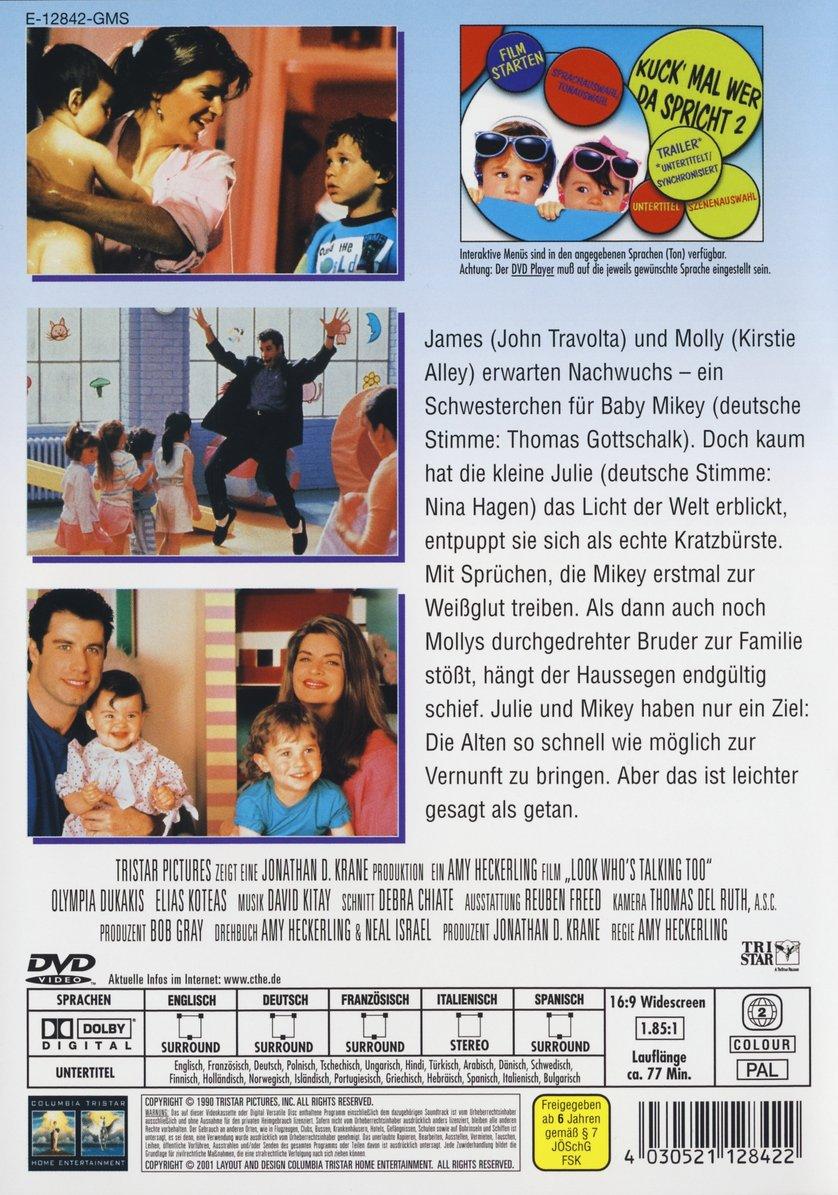 Kuck Mal Wer Da Spricht 2 Dvd Oder Blu Ray Leihen