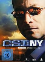 CSI: New York - Staffel 5
