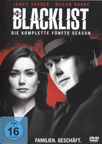 The Blacklist - Staffel 5