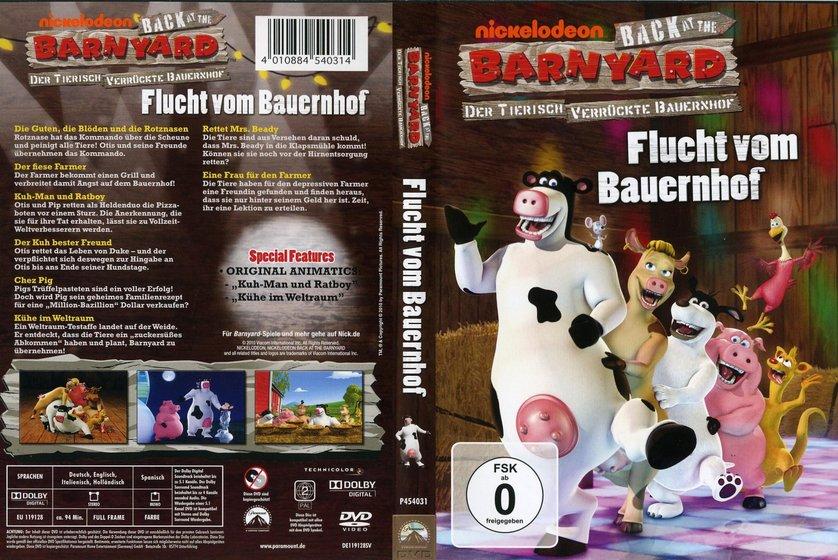 Der tierisch verrückte Bauernhof - Flucht vom Bauernhof: DVD oder ...