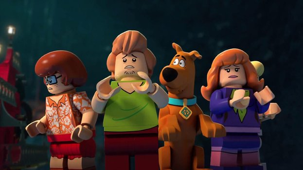 LEGO Scooby-Doo! - Strandparty