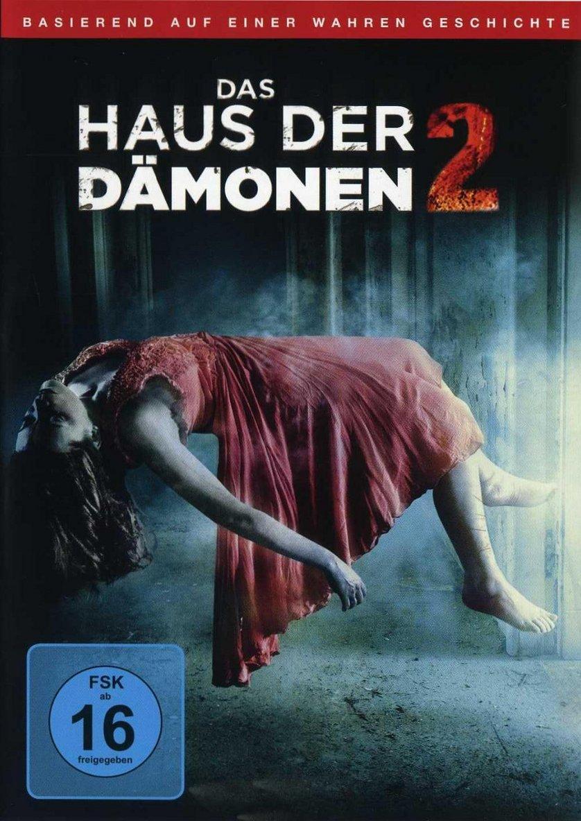 Das Haus der Dämonen 2 DVD oder Blu ray leihen