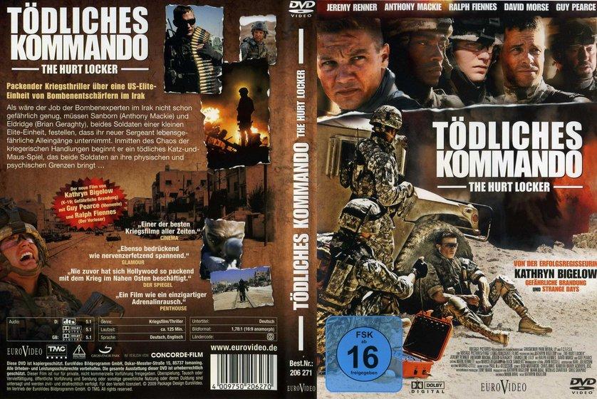 Tödliches Kommando – The Hurt Locker