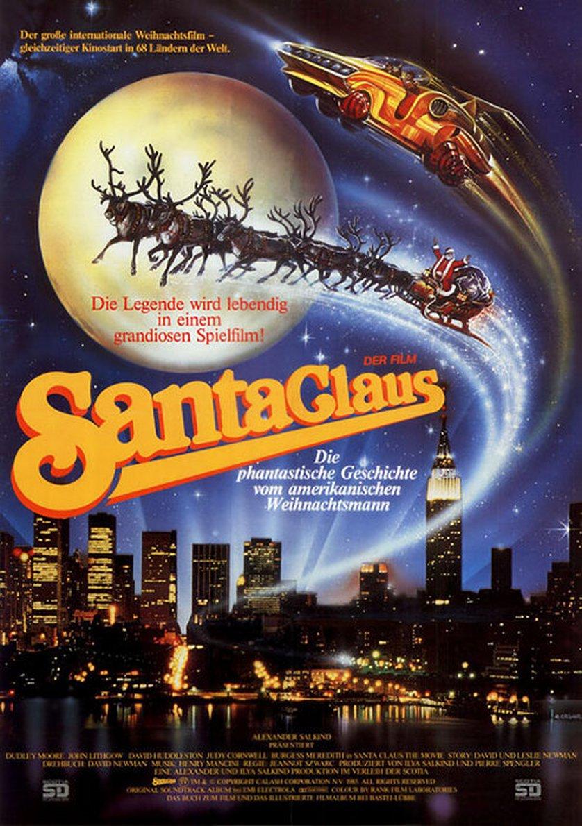 Santa Claus Der Film Dvd Oder Blu Ray Leihen