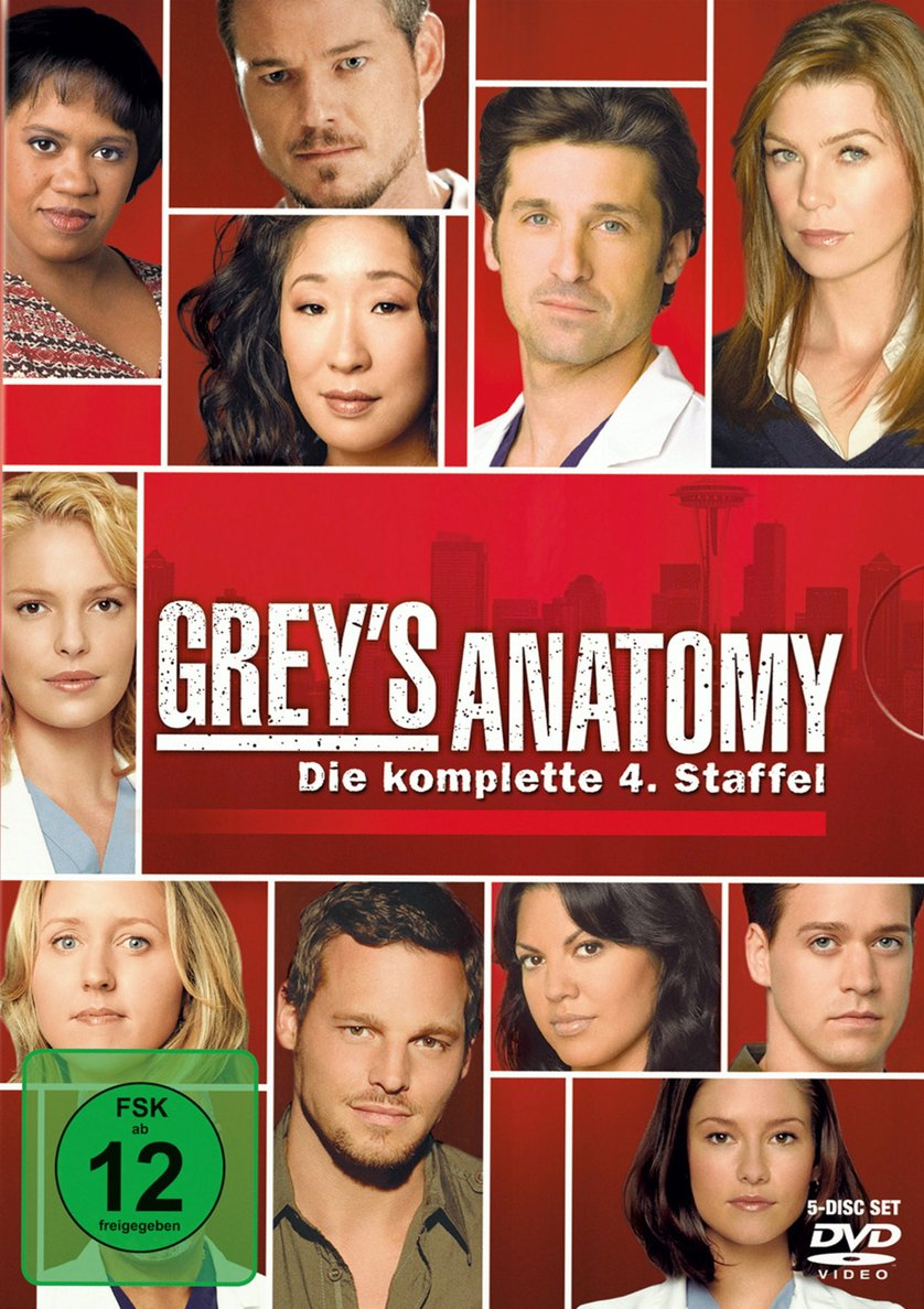 Greys Anatomy Staffel 4 Stream