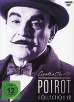 Agatha Christie - Poirot Collection 12
