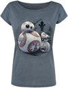 Star Wars Friendship Girl powered by EMP (T-Shirt)