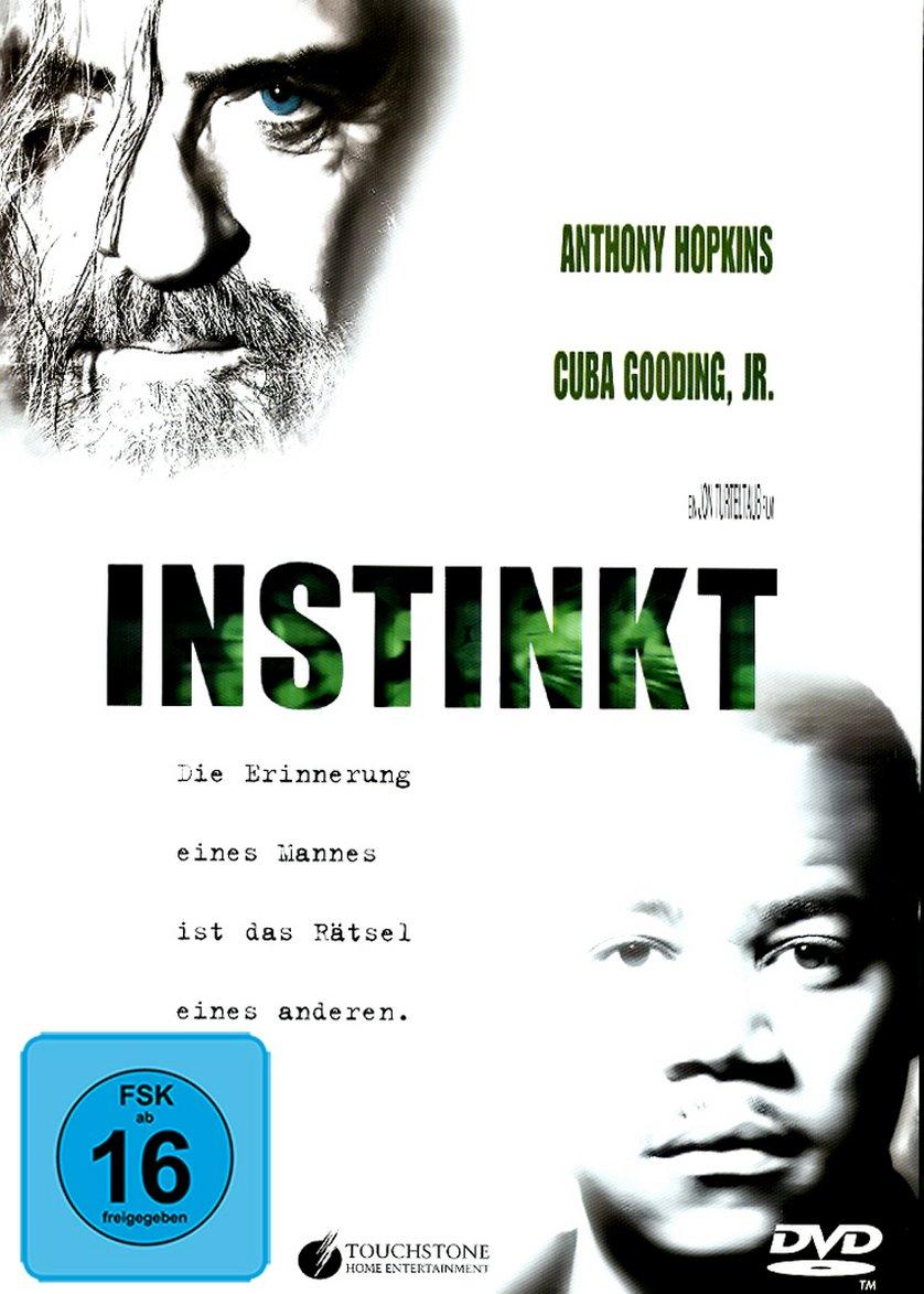 Instinkt Dvd Oder Blu Ray Leihen Videobusterde