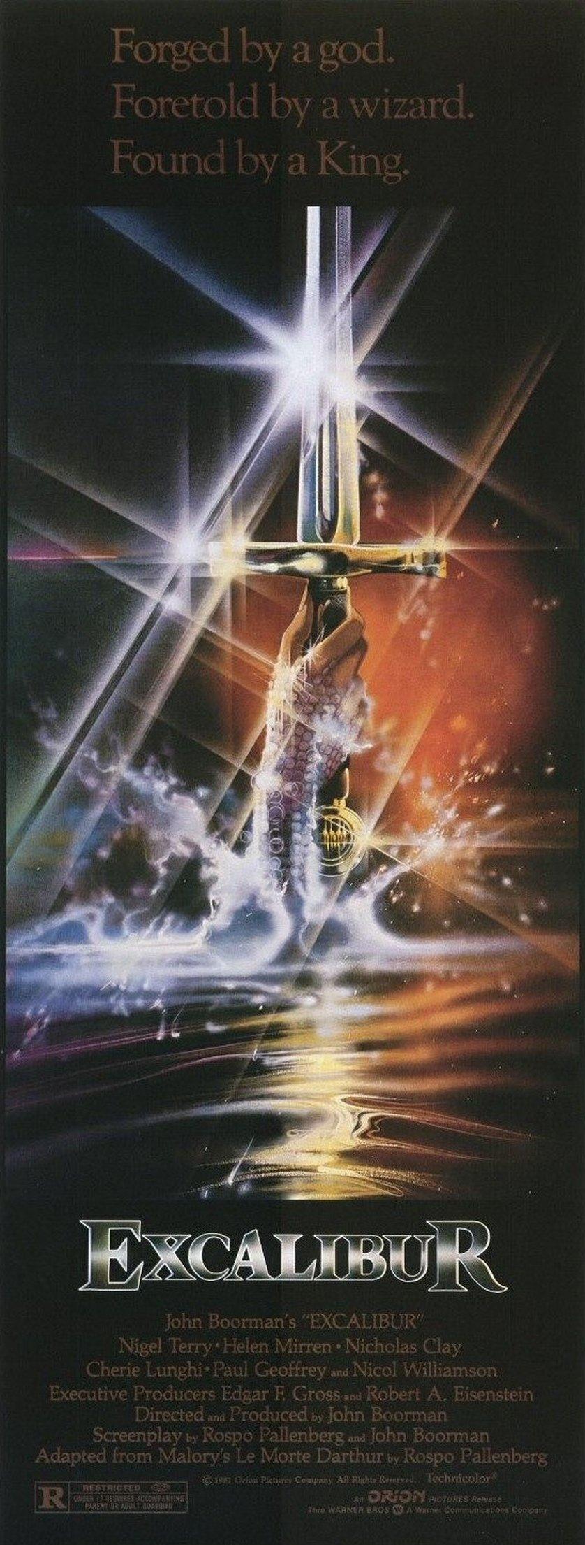 Excalibur Dvd Blu Ray Oder Vod Leihen Videobusterde