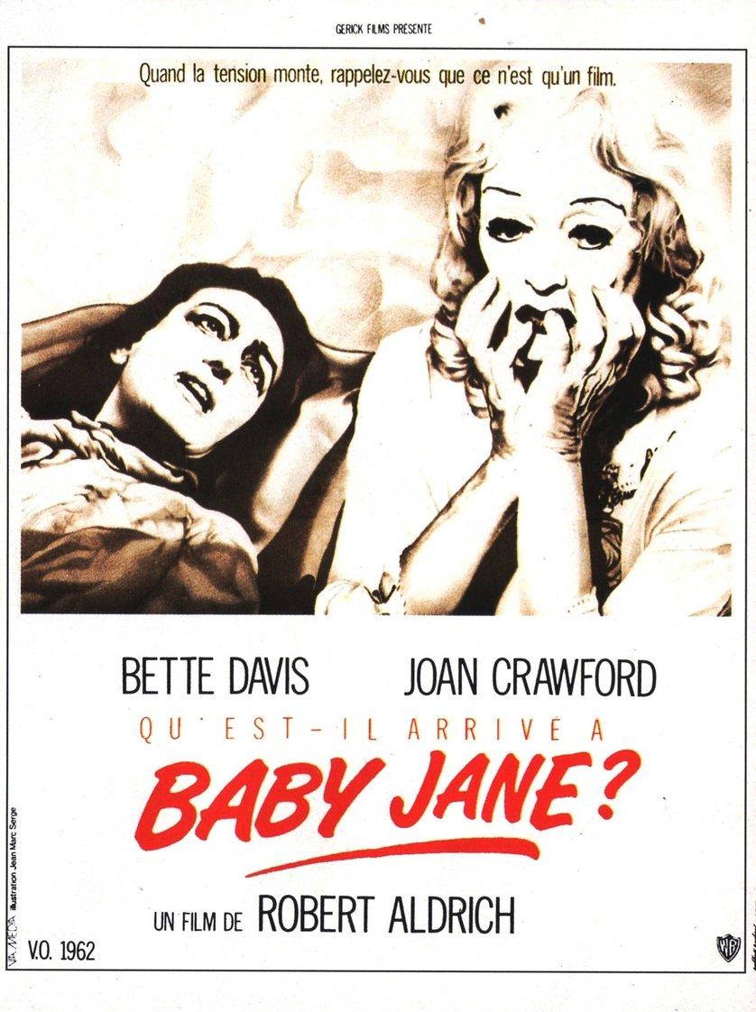 Was Geschah Wirklich Mit Baby Jane Dvd Blu Ray Oder Vod