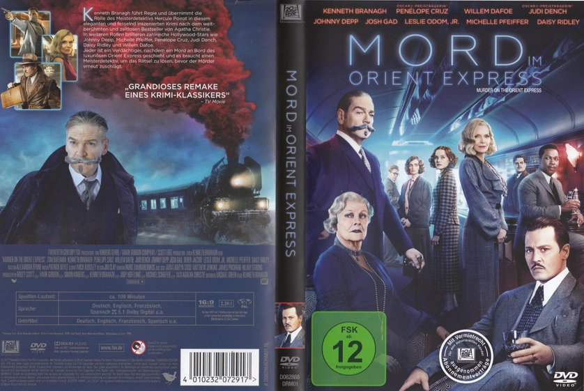 mord im orient-express 2019 stream