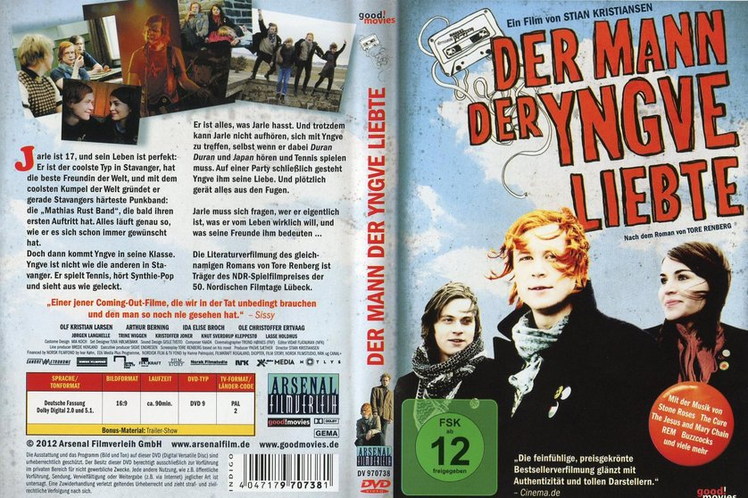 Der Mann Der Yngve Liebte Dvd Oder Blu Ray Leihen