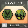Halo Pin Set powered by EMP (Pin)
