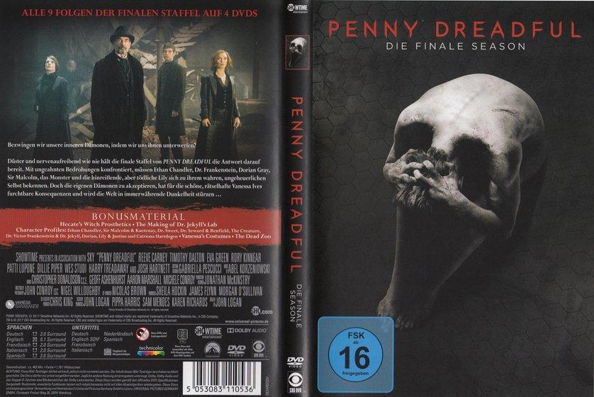 Penny Dreadful Staffel 3 Deutsch