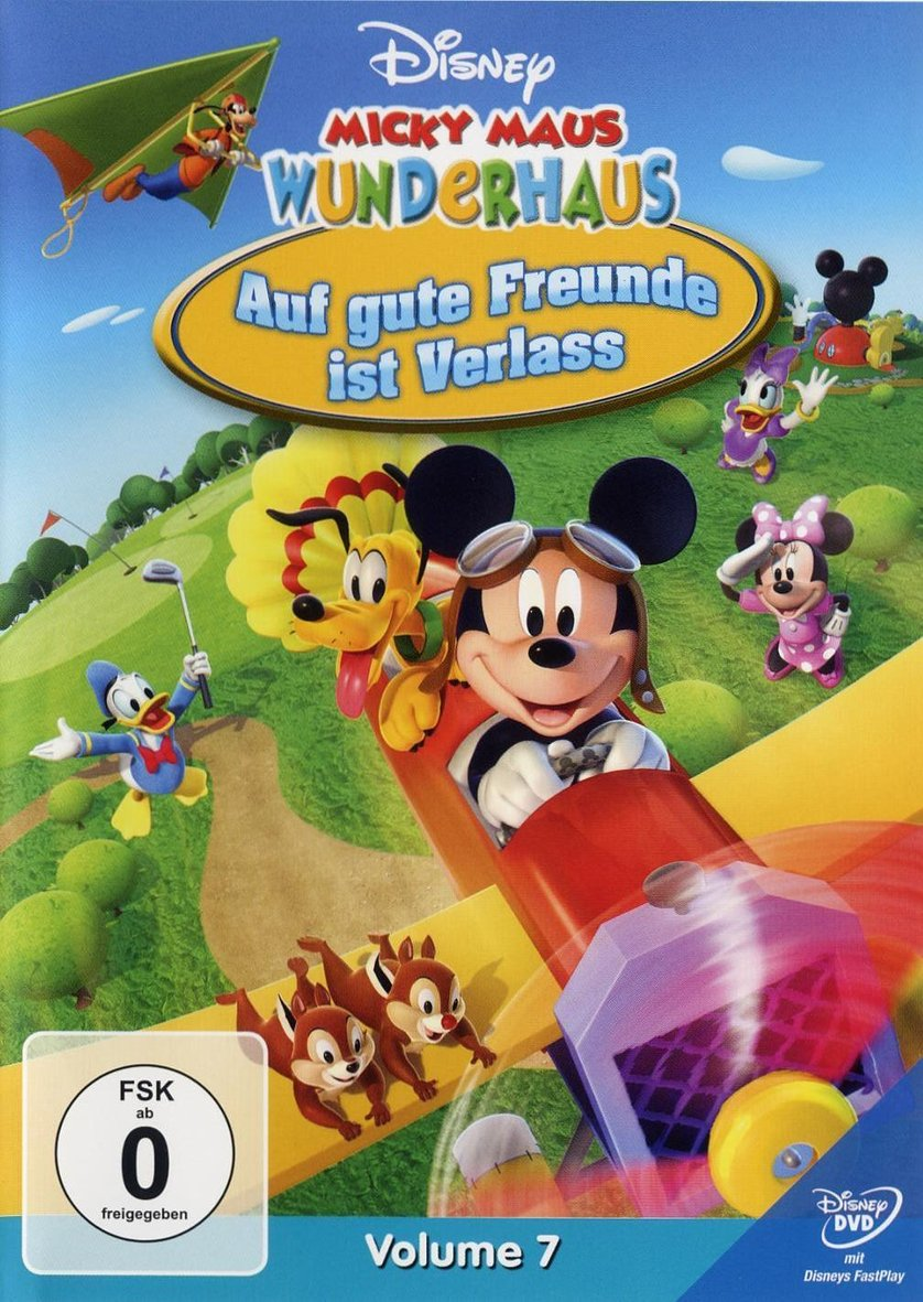 micky maus wunderhaus in deutsch