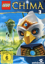 LEGO Legends of Chima - Volume 3