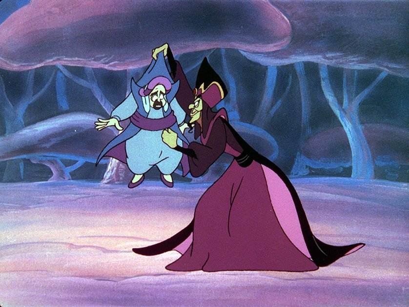 Aladdin Dschafars Rückkehr