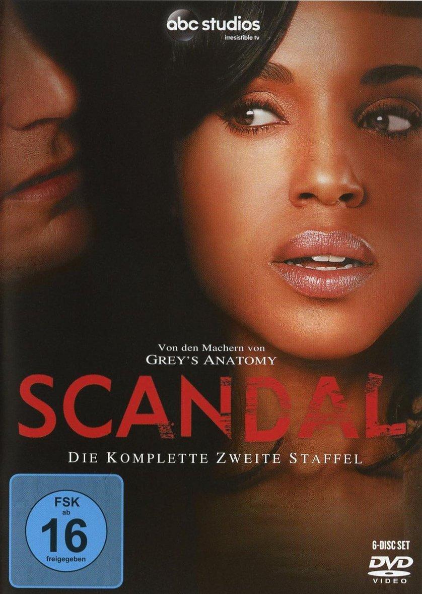 Scandal staffel 8