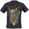 Heaven Shall Burn Leaves Triangle powered by EMP (T-Shirt)