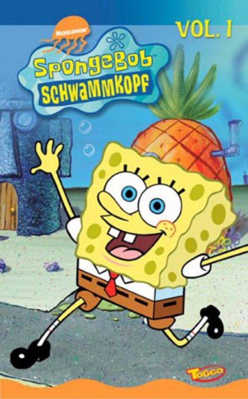 Spongekopf Schwammkopf