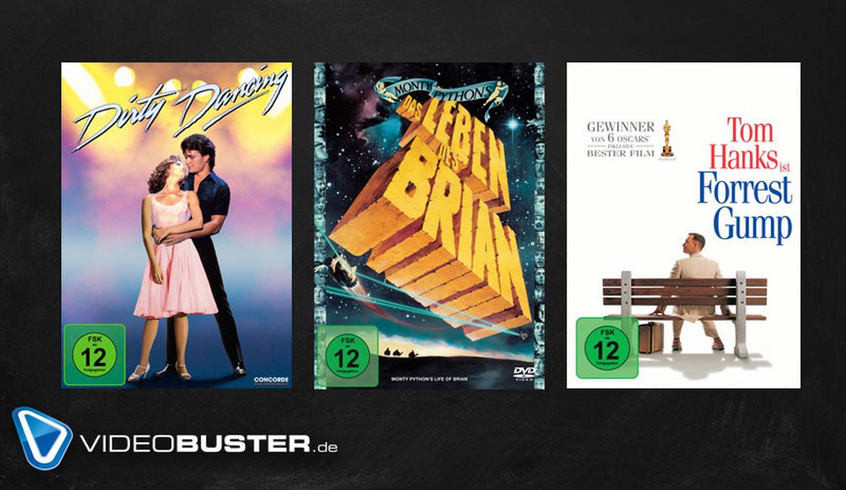 """Eure Top 10 der meistgesehenen Filme: """"Mein Baby gehört zu mir!"""" Sieger mit Abstand!"""