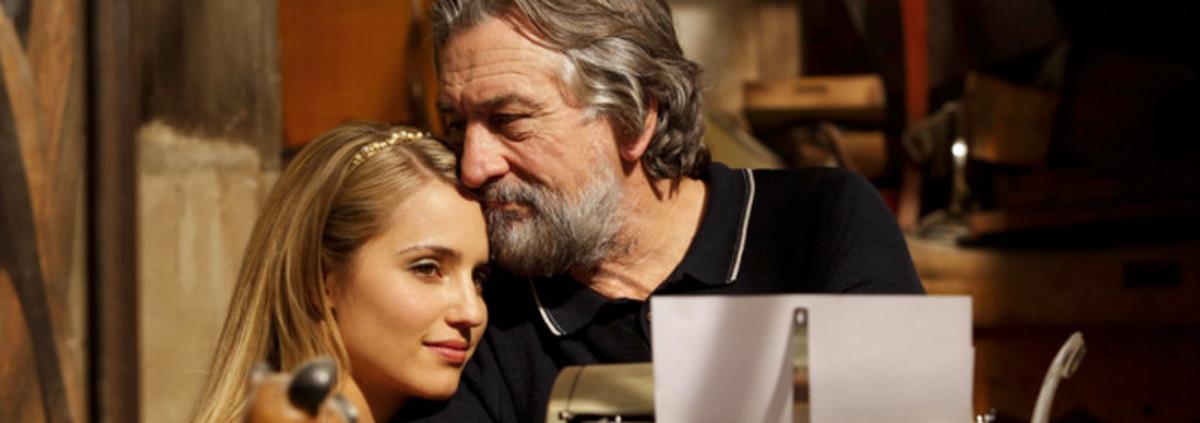 Robert De Niro: De Niro steht gern mit Rat und Tat zur Seite