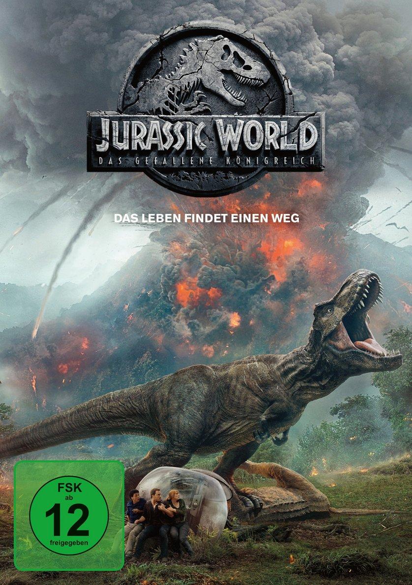 Jurassic World 2 Das Gefallene Königreich Stream