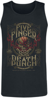 Five Finger Death Punch 100 Proof powered by EMP (Tank-Top)
