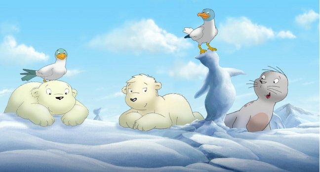 Der kleine Eisbär 2