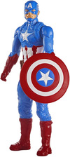 Avengers Blast Gear Captain America (Titan Hero Serie) powered by EMP (Actionfigur)