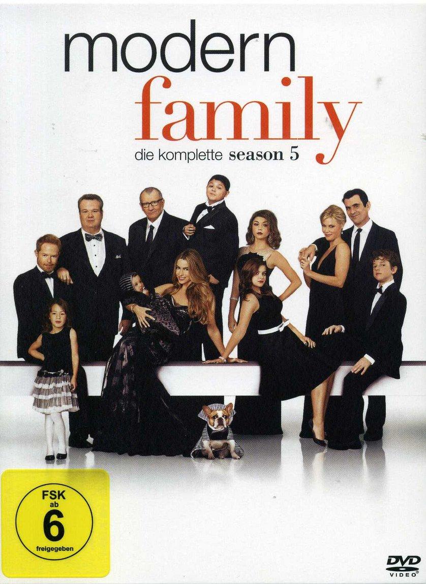 Modern Family Staffel 7
