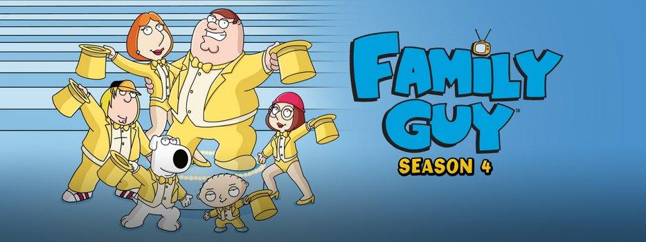 Family Guy - Staffel 4