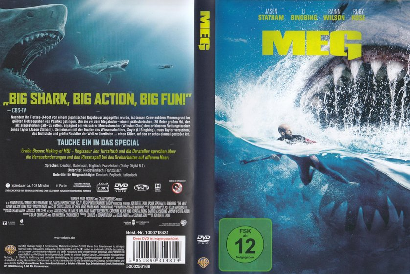 Meg Trailer Deutsch
