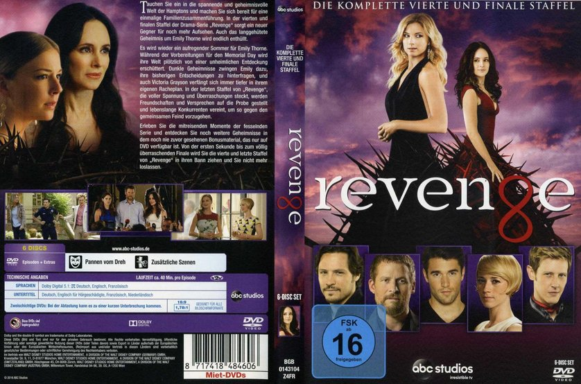 revenge staffel 3 online deutsch