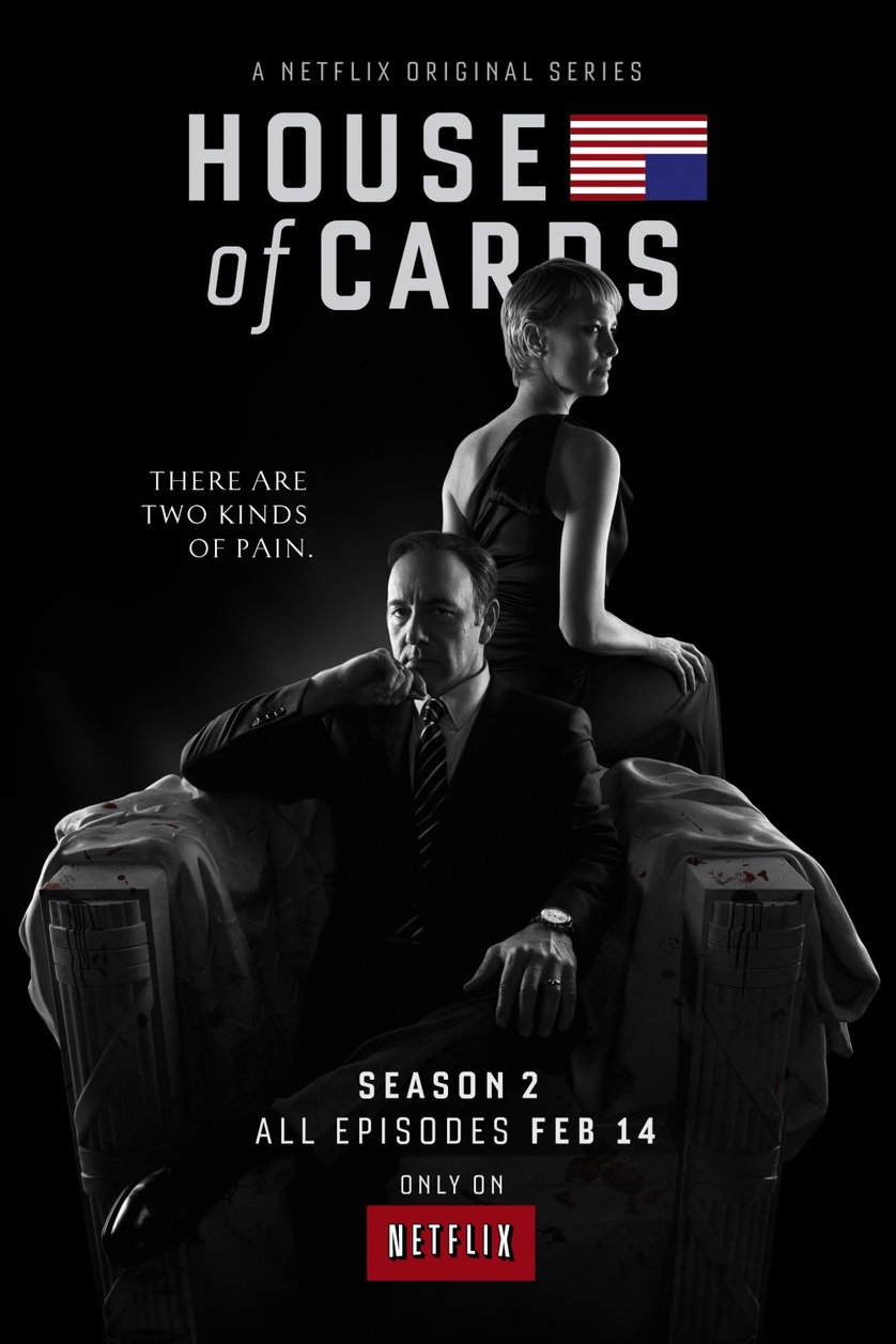 House Of Cards 1 Staffel