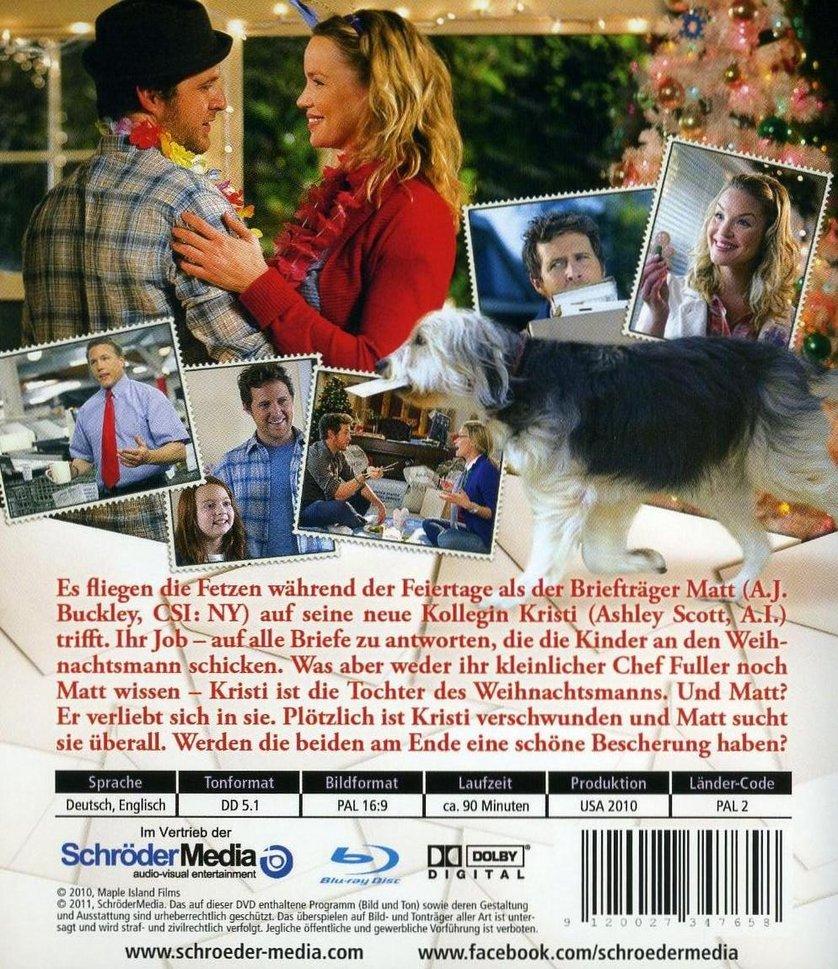 Weihnachtspost dvd oder blu ray leihen - Bilder weihnachtspost ...