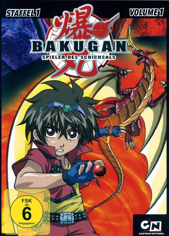 Bakugan Serien Stream