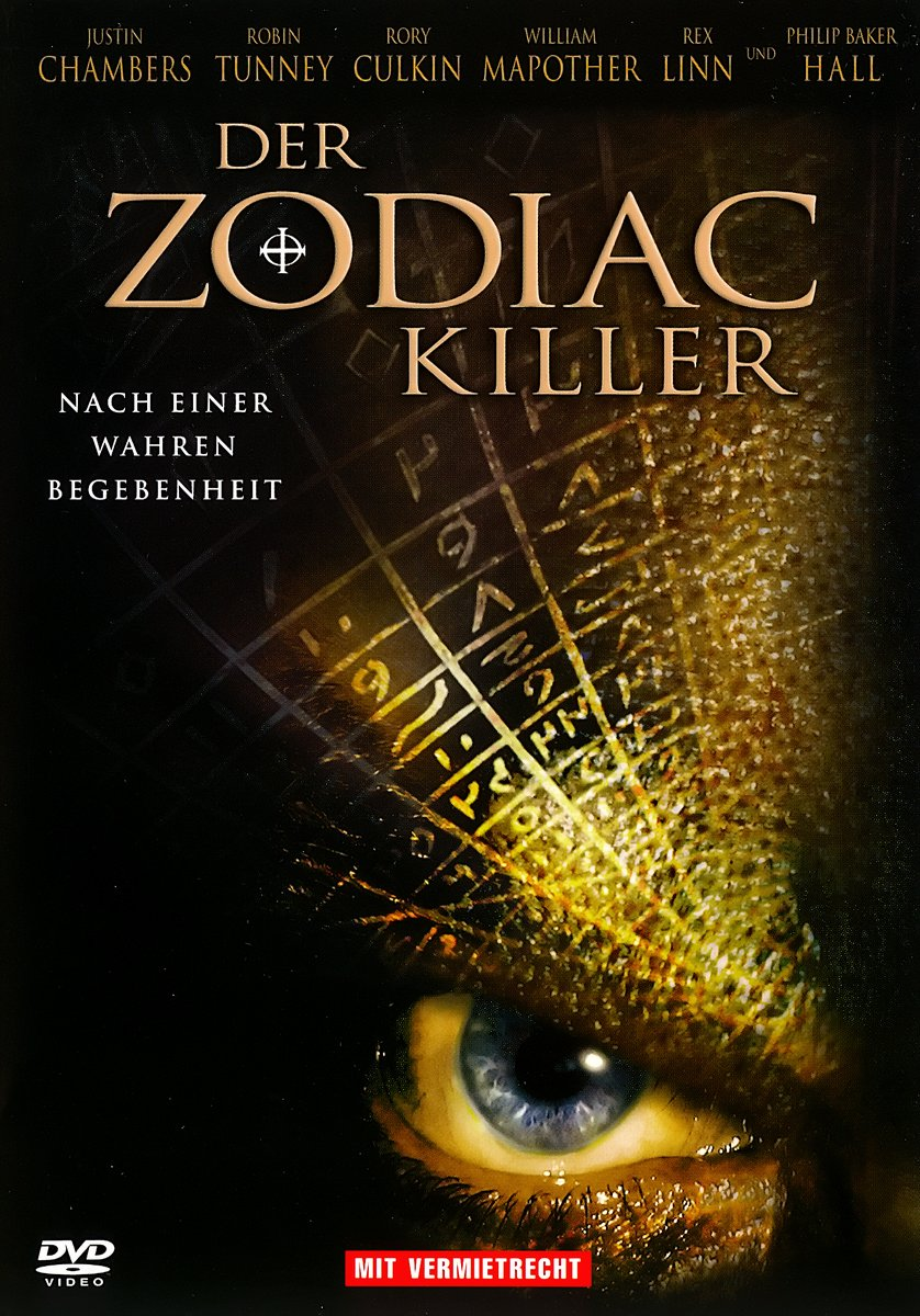 Der Zodiac Killer Film