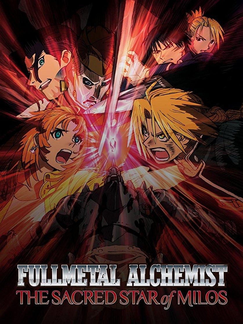 Fullmetal Alchemist - The Sacred Star of Milos: DVD, Blu-ray oder VoD leihen - VIDEOBUSTER.de