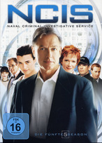 NCIS - Navy CIS - Staffel 5