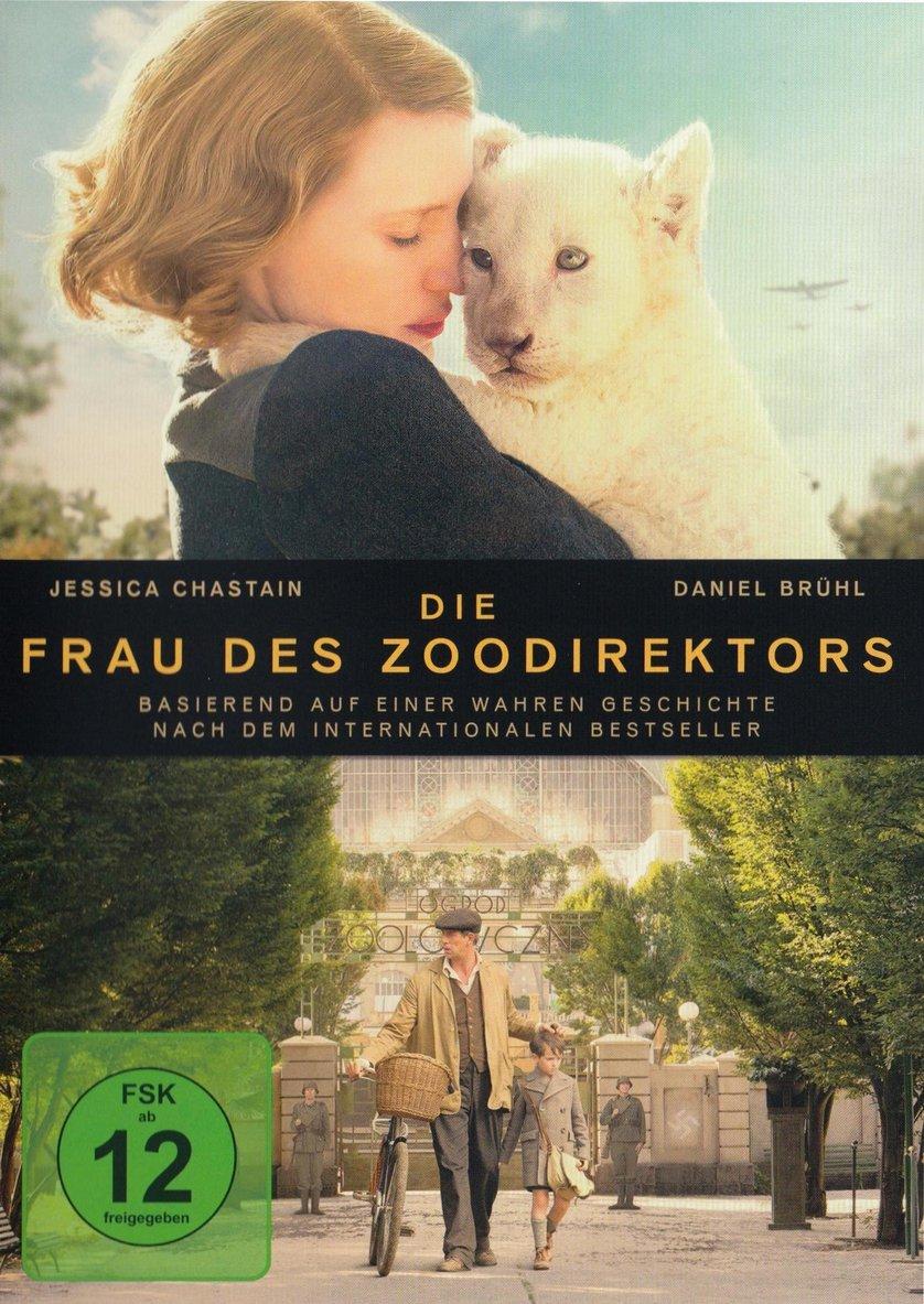 Die Frau Des Zoodirektors Stream