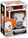 ES Pennywise (with Boat) Vinyl Figure 472 powered by EMP (Funko Pop!)