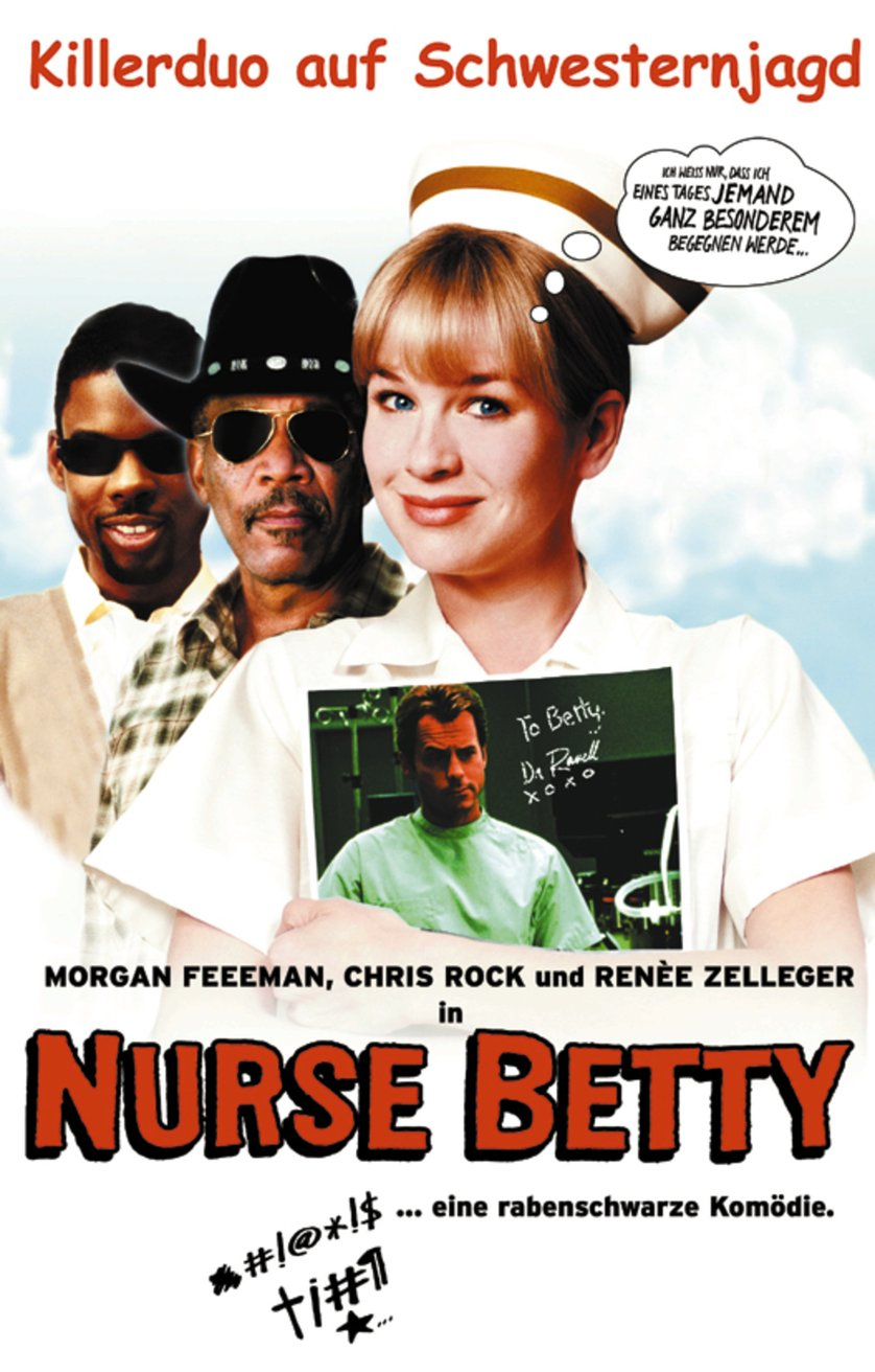Nurse Betty Dvd Oder Blu Ray Leihen Videobuster De