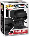 G.I. Joe Snake Eyes Vinyl Figur 76 powered by EMP (Funko Pop!)