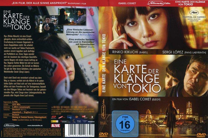 eine karte der klänge von tokio Eine Karte der Klänge von Tokio   Tokio Love Hotel: DVD oder Blu