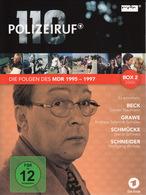 Polizeiruf 110 - MDR-Box 2 (1995 - 1997)