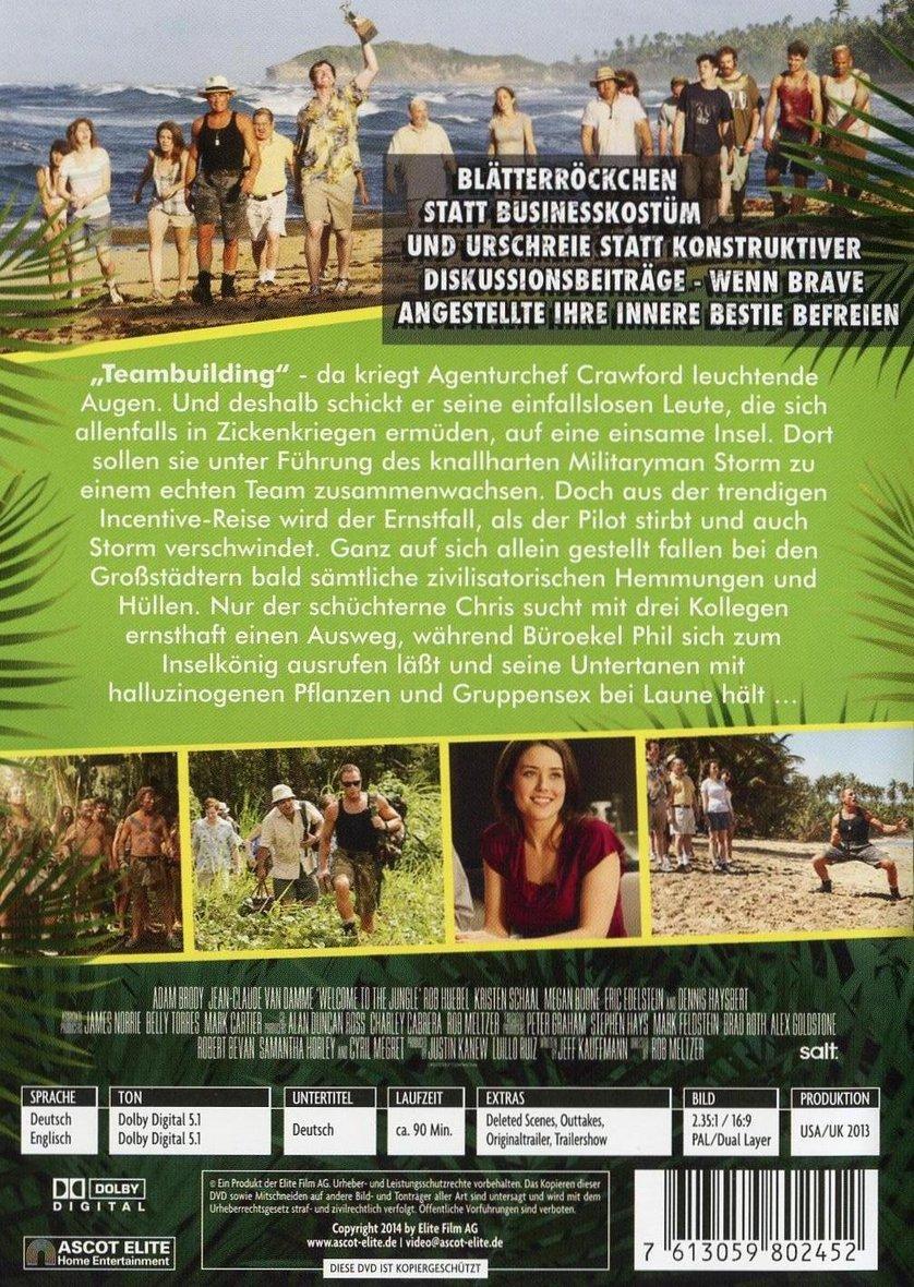 Dschungelcamp Dvd