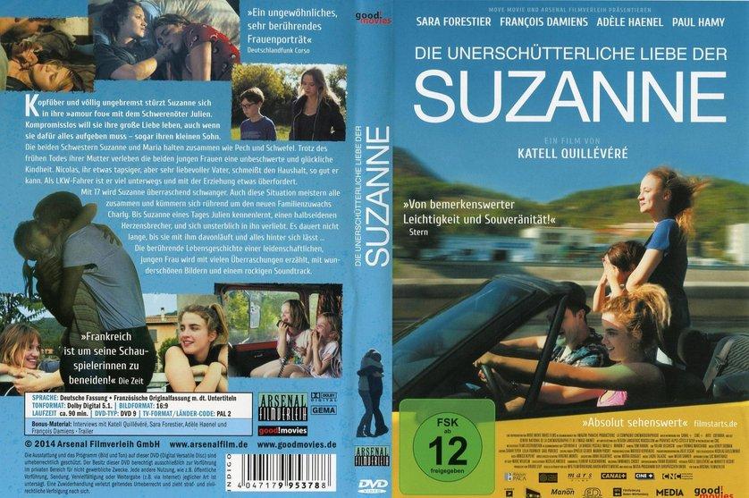 Die Unerschütterliche Liebe Der Suzanne Dvd Oder Blu Ray